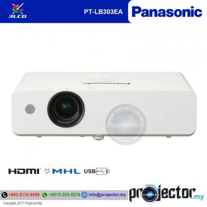 PANASONIC PT-LB303EA XGA 3200 LUMENS PROJECTOR