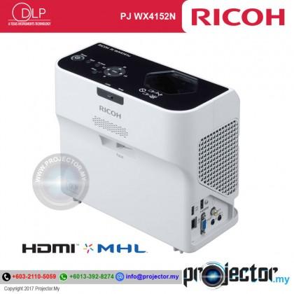 Ricoh PJ WX4152N Ultra Short Throw Projector