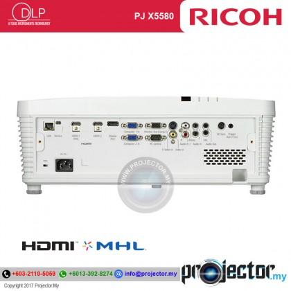 Ricoh PJ X5580 XGA Projector