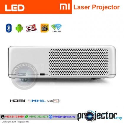 "Xiaomi Mi 150"" Full HD Ultra Short Throw 5000 Lumens Android Laser Projector (Global Version)"