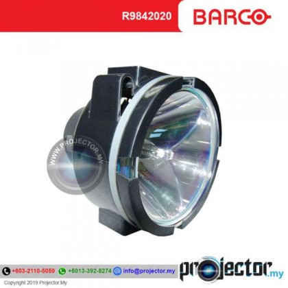 Barco Replacement Projector Lamp/Bulbs R9842020