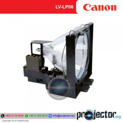 Canon Replacement Projector Lamp/Bulbs LV-LP06