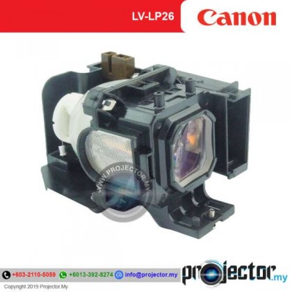 Canon Replacement Projector Lamp/Bulbs LV-LP26