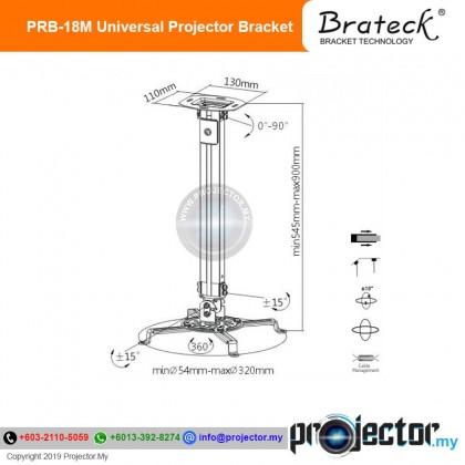 Brateck PRB-18M Universal Projector Bracket