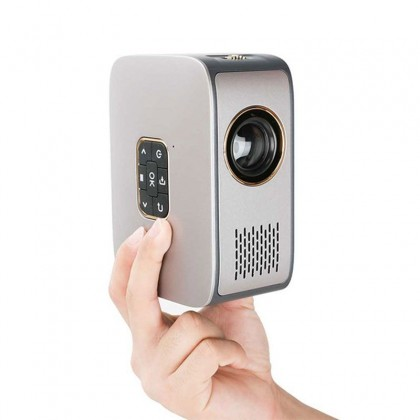 PicoBeam Ultra Portable Mini Projector With Built In Battery
