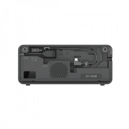 Epson EF-100B WXGA 2000 Lumens 3LCD Portable Laser Projector